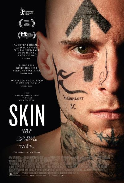 Skin movie poster