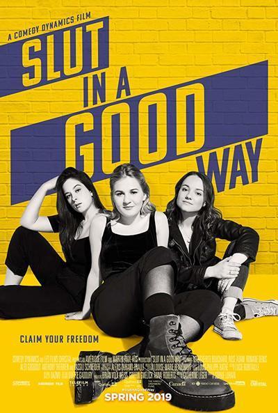 Slut in a Good Way movie poster
