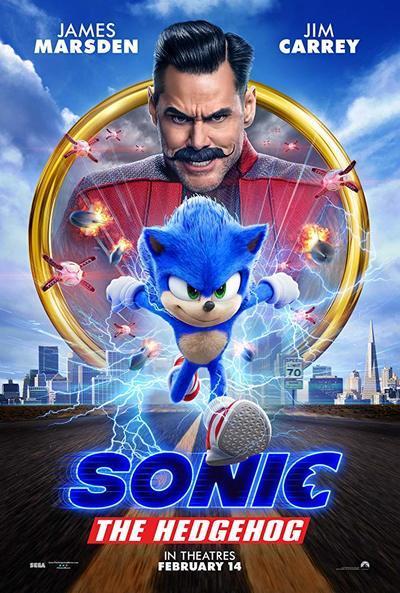 Sonic The Hedgehog Movie Review 2020 Roger Ebert