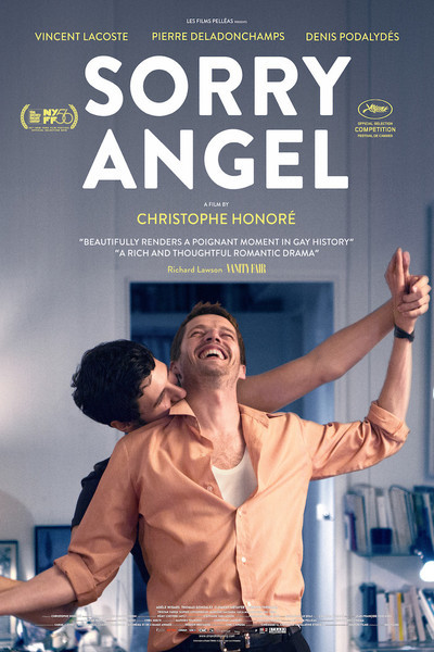 Sorry Angel movie poster