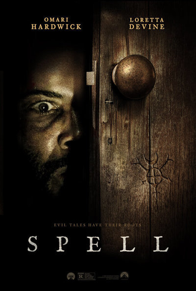 Spell movie poster