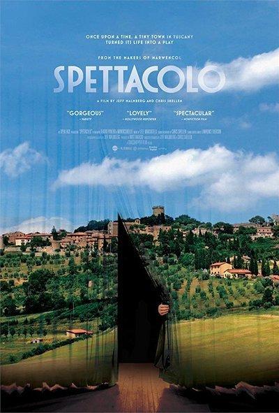 Spettacolo movie poster