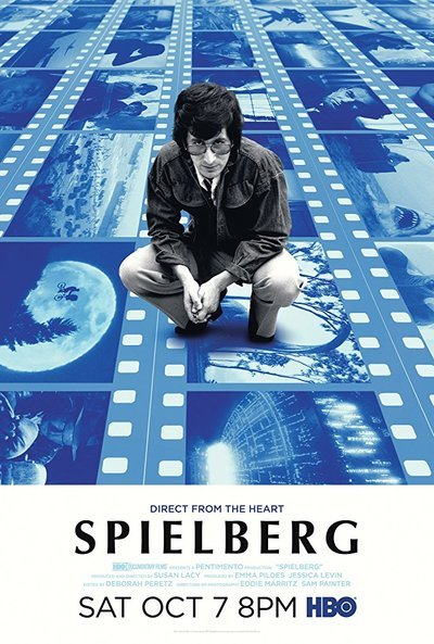Spielberg Movie Poster