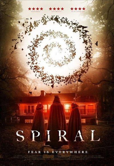 Spiral movie poster