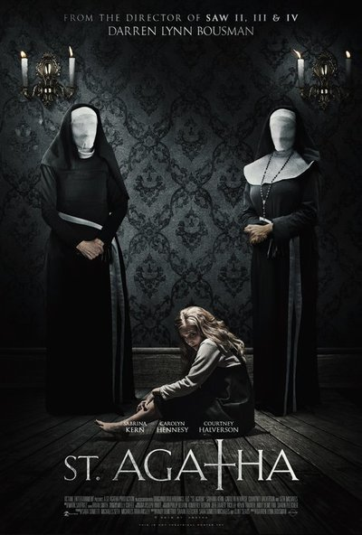 St. Agatha movie poster