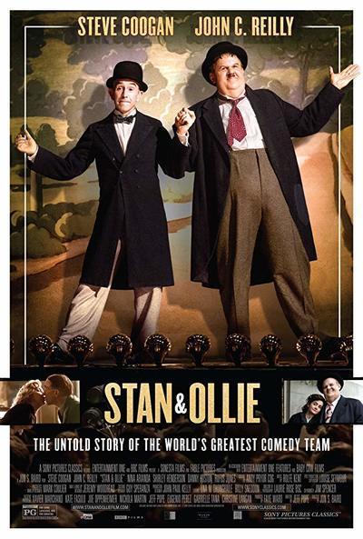 Stan & Ollie movie poster