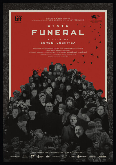 State Funeral movie poster