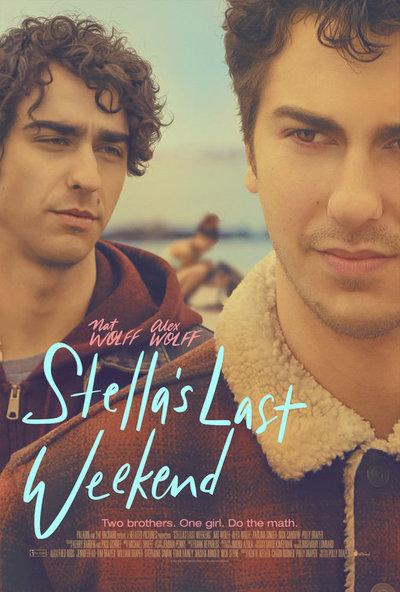 Stella's Last Weekend Movie Poster