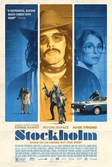 Widget stockholm poster