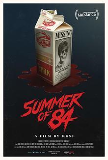 Widget summer 84 psoter