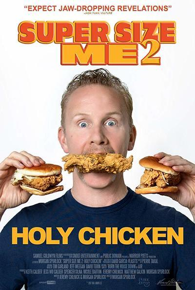 Super Size Me 2: Holy Chicken! Movie Poster