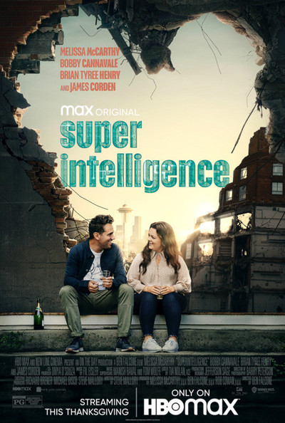 Superintelligence movie poster
