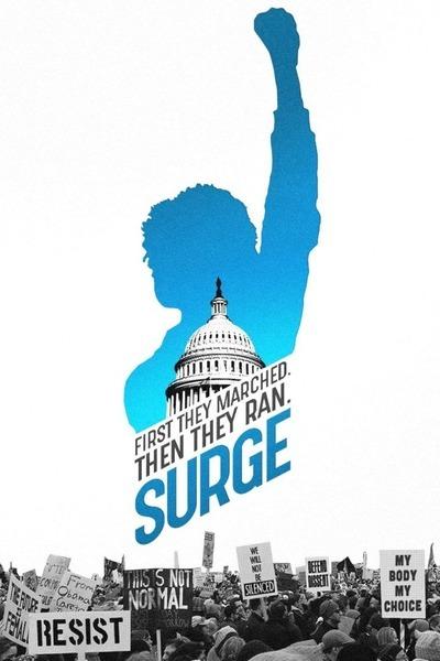 Surge movie poster