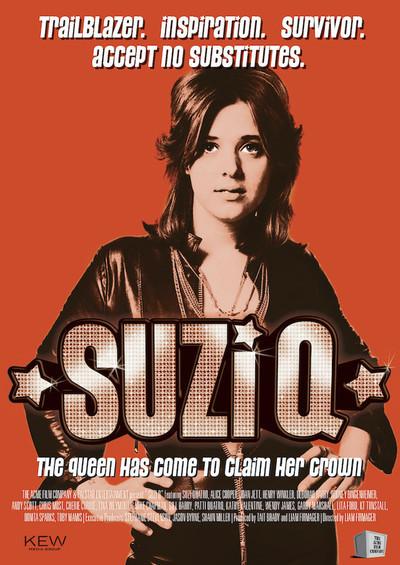 Suzi Q movie poster
