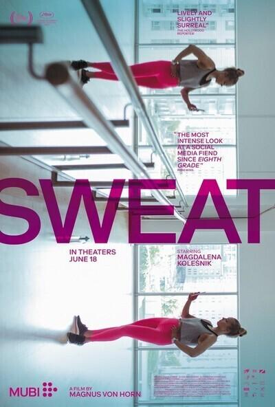 Sweat movie poster