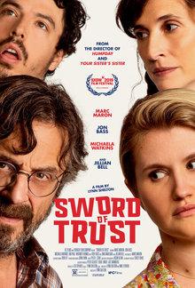 Widget sword poster