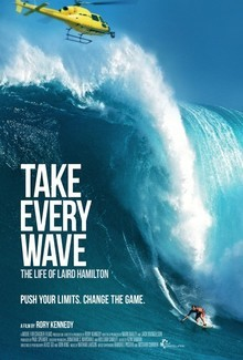 Widget take every wave the life of laird hamilton