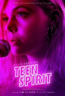 Widget teen spirit poster