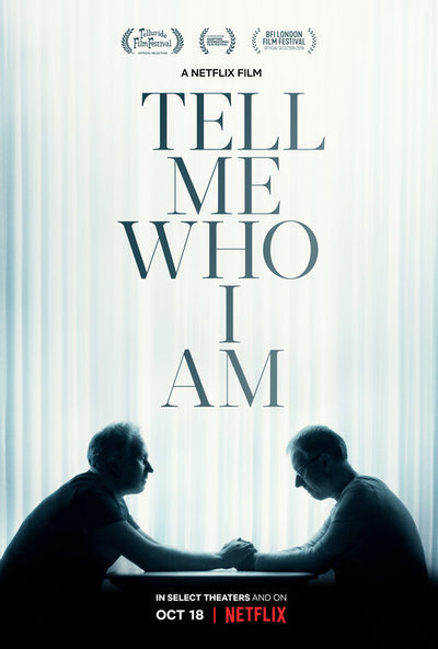 Tell Me Who I Am movie poster