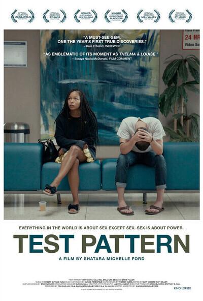 测试模式电影海报