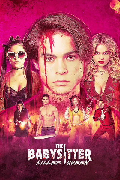 The Babysitter: Killer Queen movie poster