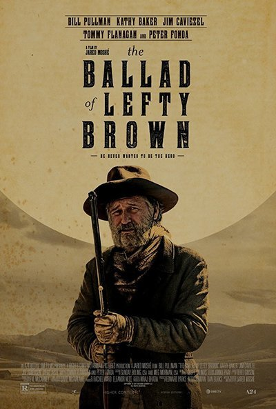 The Ballad of Lefty Brown movie poster