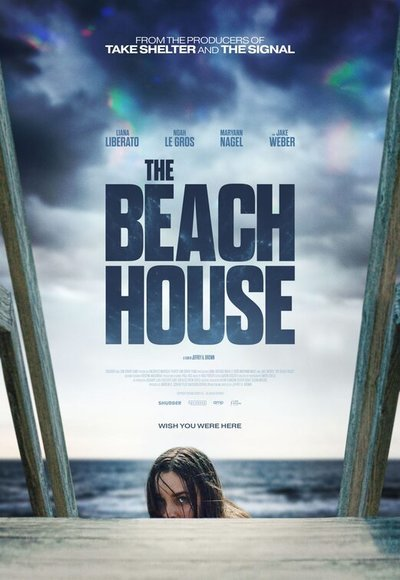The Beach House movie poster