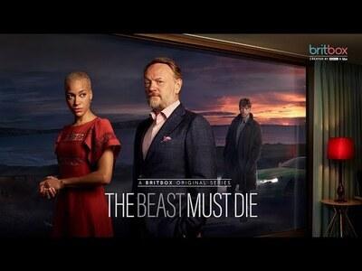 The Beast Must Die movie poster