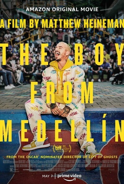 The Boy from Medellín movie poster