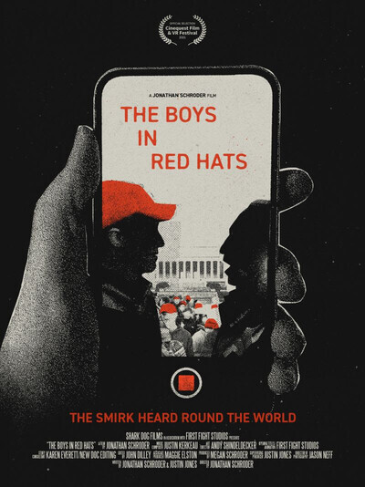 The Boys in Red Hats movie poster