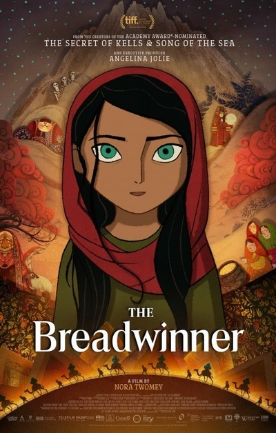 The Breadwinner movie poster