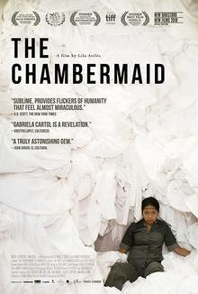 Widget chambermaid poster