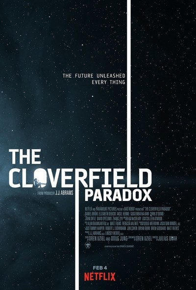 The Cloverfield Paradox Movie Poster