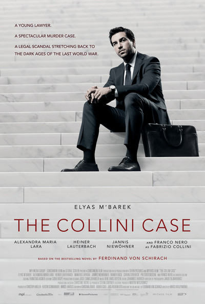 The Collini Case movie poster