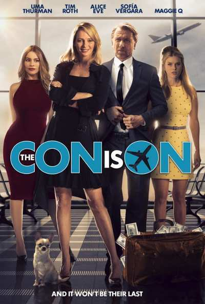 The Con is On movie poster