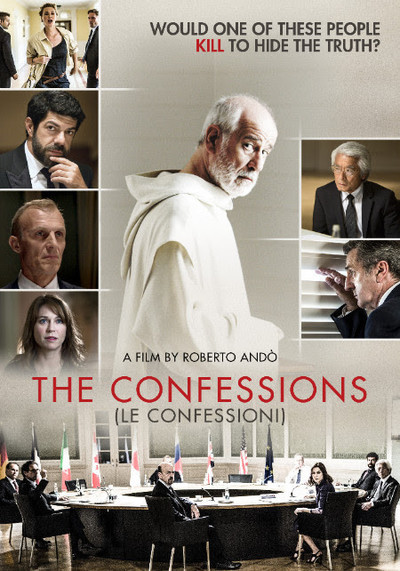 The Confessions movie poster
