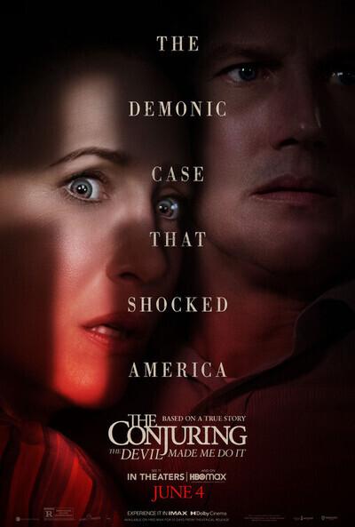 《招魂:魔鬼逼我这么做》电影海报