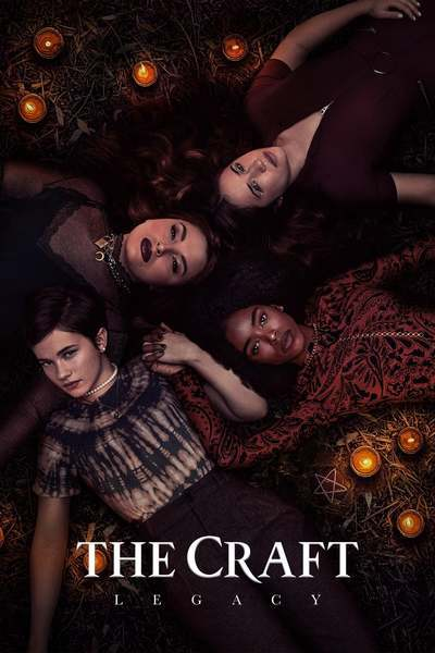 The Craft: Legacy movie poster