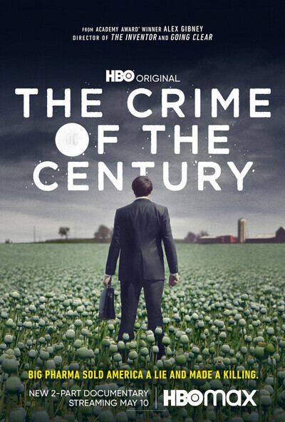 The Crime of the Century movie poster