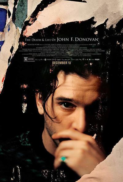 The Death & Life of John F. Donovan movie poster