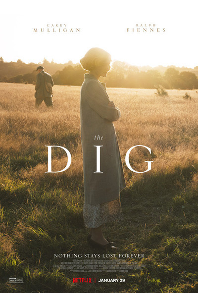 The Dig movie poster