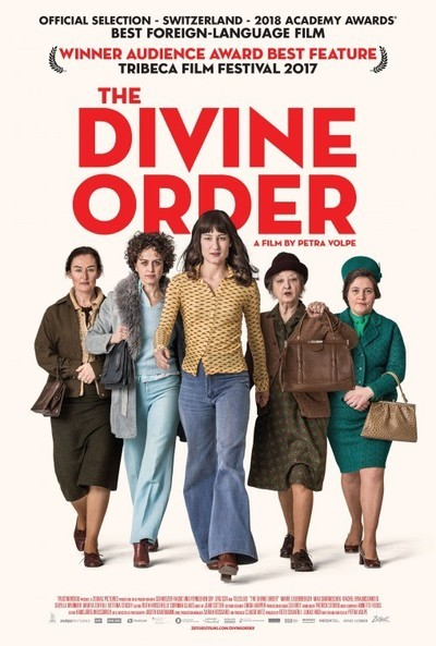 The Divine Order Movie Poster