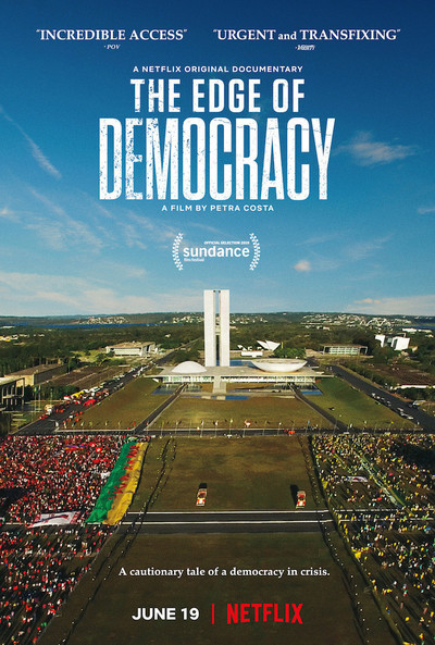 The Edge of Democracy movie poster