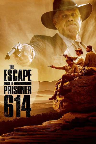 The Escape of Prisoner 614 Movie Poster