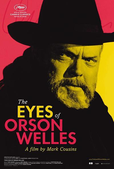 The Eyes of Orson Welles movie poster