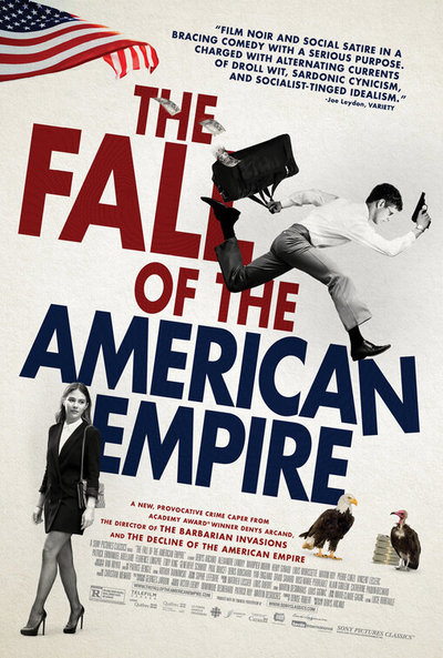 The Fall of the American Empire movie poster