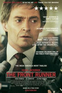 Widget frontrunner poster
