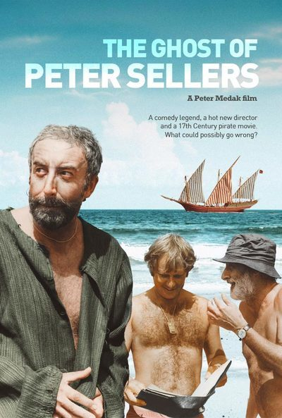 The Ghost of Peter Sellers movie poster