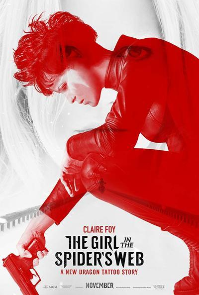 The Girl in the Spider's Web Movie Poster