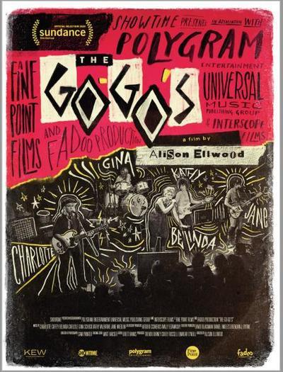 The Go-Go's movie poster